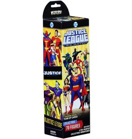 Wizkids DC HeroClix: Justice League Unlimited Booster Pack
