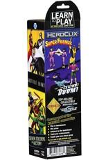 Wizkids DC HeroClix: Justice League Unlimited Booster Pack