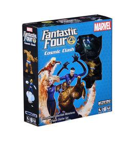 Wizkids Marvel HeroClix: Fantastic Four Cosmic Clash Starter Set