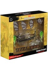 Wizkids D&D Minis: Icons of the Realms Eberron Rising From the Last War Premium Set Skycoach