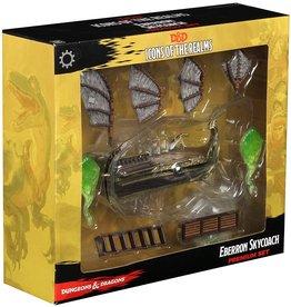 Wizkids D&D Minis: Icons of the Realms Eberron Premium Set - Skycoach