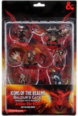 Wizkids D&D Minis: Icons of the Realms - Arkhan the Cruel and the Dark Order
