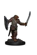Wizkids D&D Minis: Icons of the Realms Premium Figures W2 Dragonborn Female Paladin