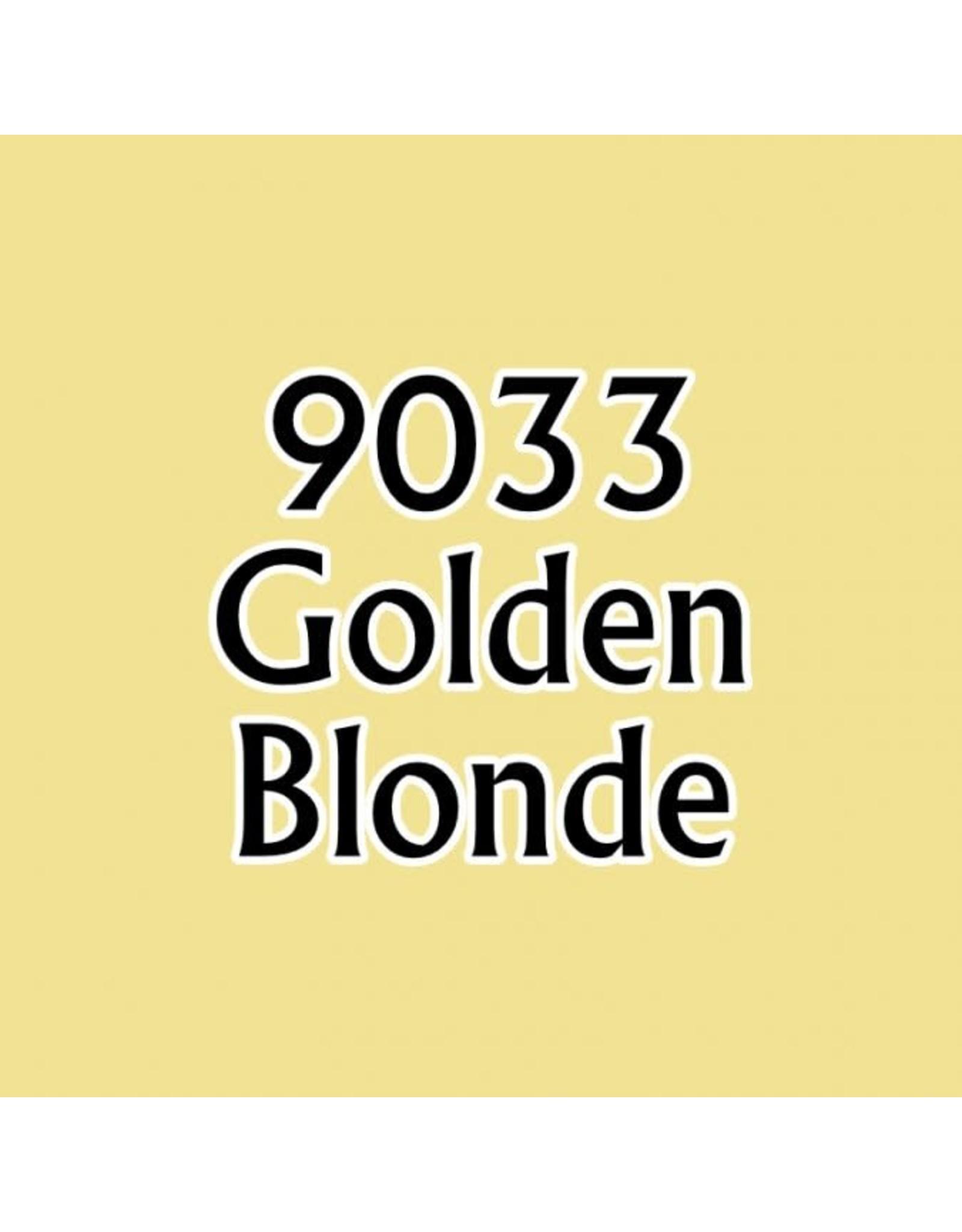 Reaper Golden Blonde 1/2oz : Master Series Paints