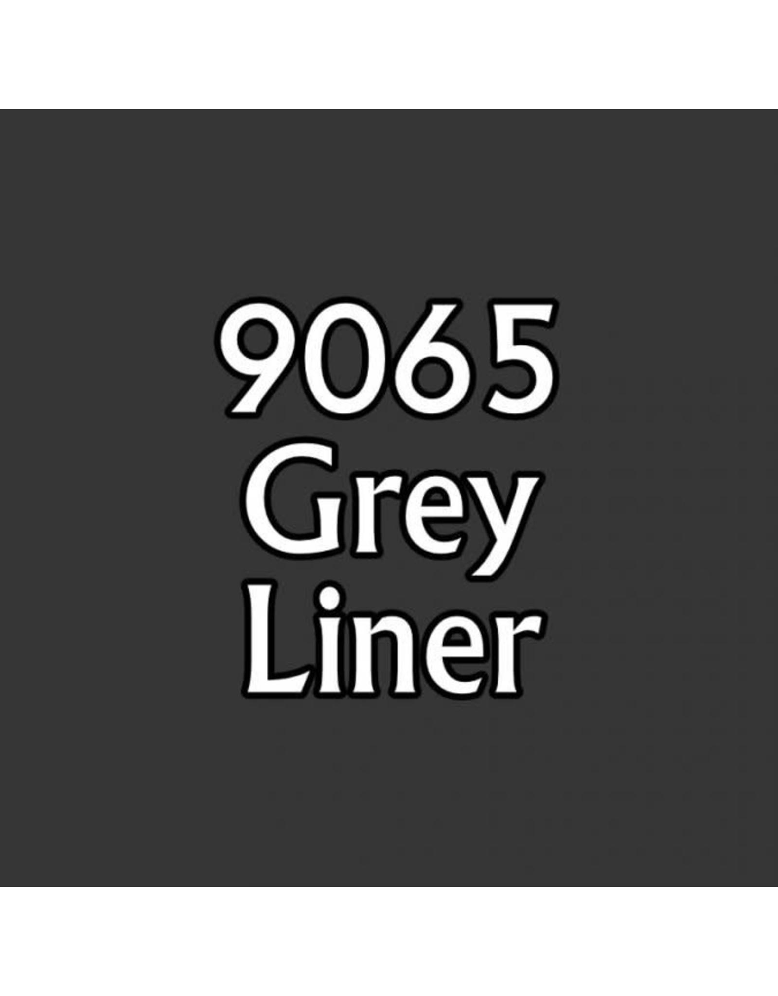 Reaper Grey Liner 1/2oz : Master Series Paints