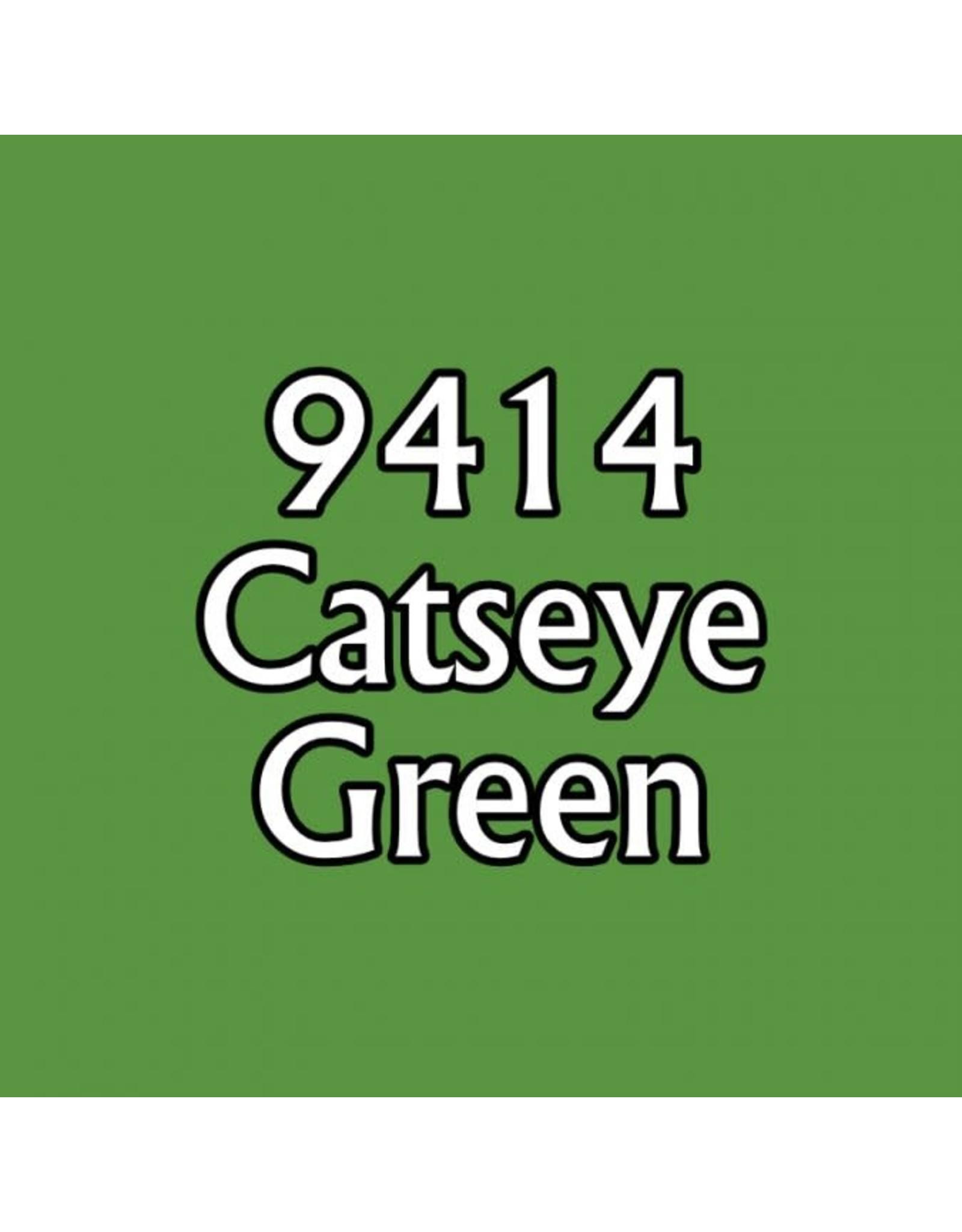 Reaper Cats-Eye Green 1/2oz : Master Series Paints