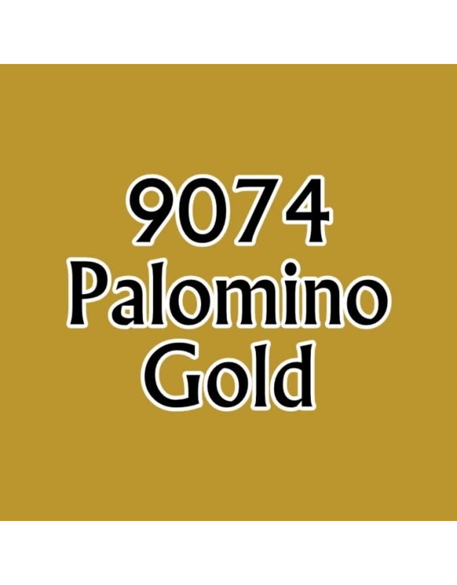 Reaper Palomino Gold 1/2oz : Master Series Paints