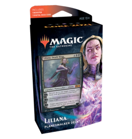 Wizards of the Coast PREORDER Core Set 2021 Planeswalker Deck - Liliana