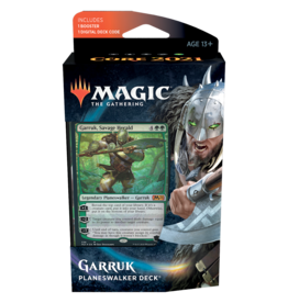 Wizards of the Coast PREORDER Core Set 2021 Planeswalker Deck - Garruk
