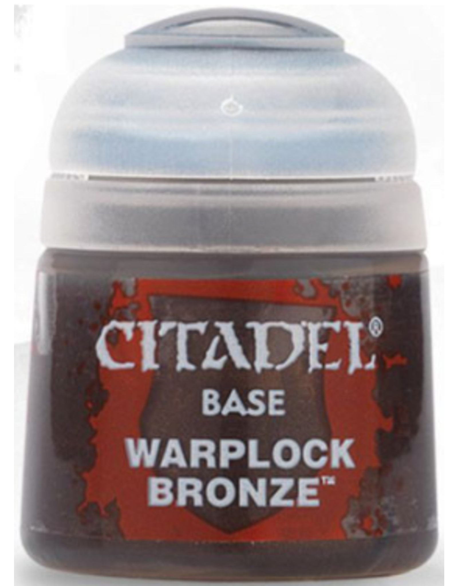 Games Workshop Citadel Base Warplock Bronze