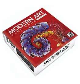 Cool Mini or Not Modern Art: The Card Game