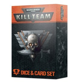 Games Workshop Kill Team: Card and Dice Set