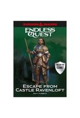 Random House D&D: An Endless Quest Adventure - Escape from Castle Ravenloft (Hardcover)