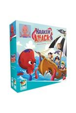 Battlefield Press Inc. Kraken Attack!