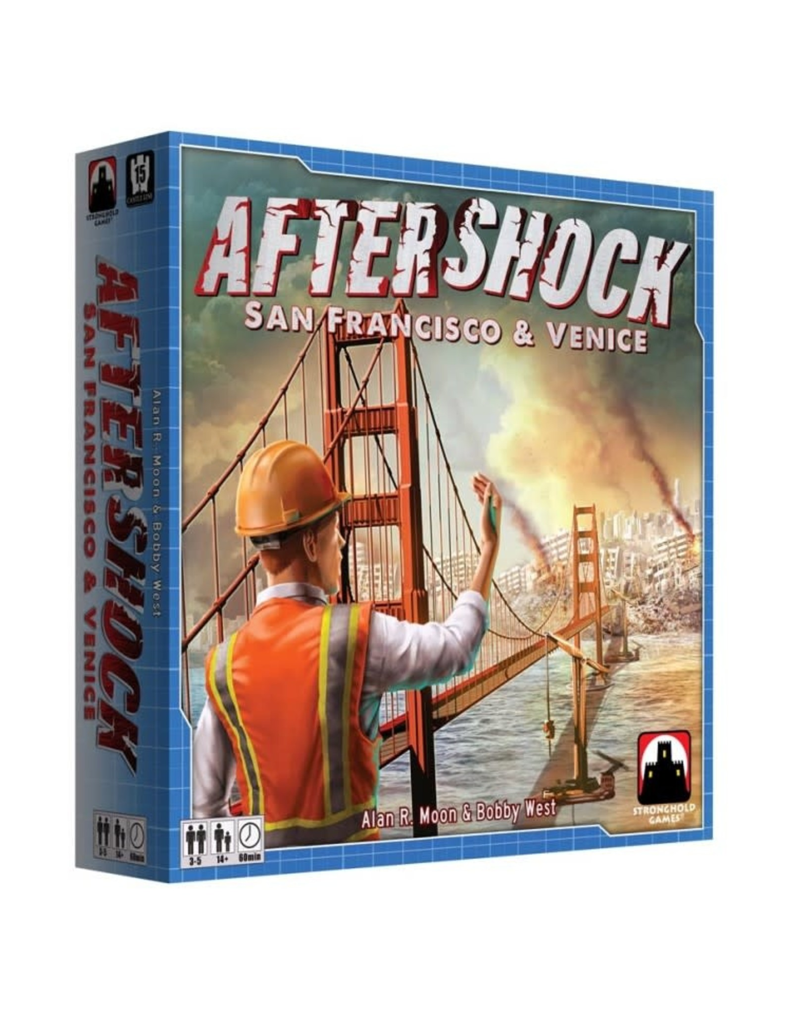 Stronghold Games Aftershock: San Francisco and Venice