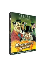 IDW Batman: Gotham Under Siege - Masterminds & Mayhem exp