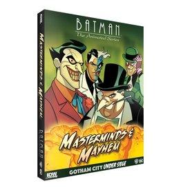 IDW Batman: Gotham Under Siege - Masterminds & Mayhem