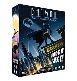 IDW Batman: The Animated Series, Gotham Under Siege