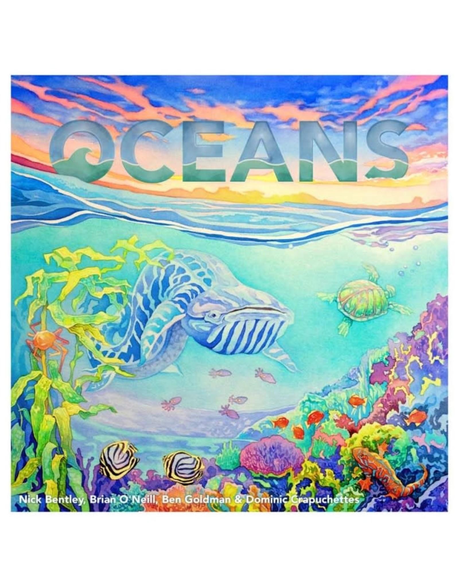 North Star Games Evolution: Oceans Kickstarter Edition