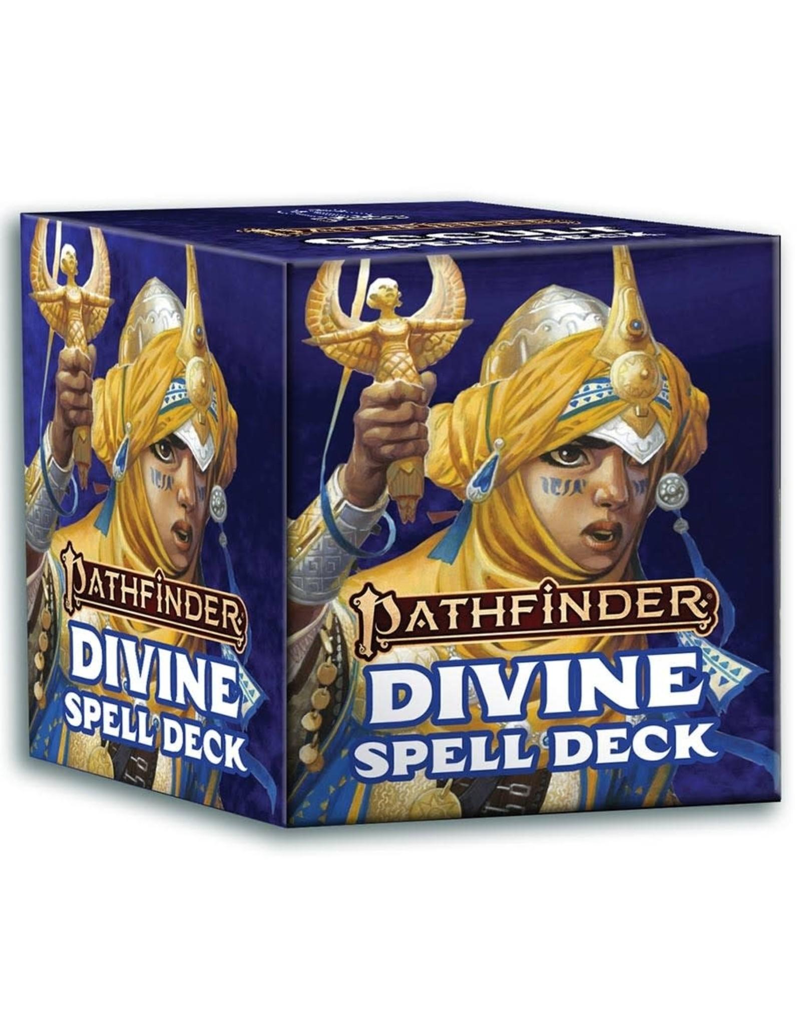 Paizo Pathfinder 2E: Spell Cards - Divine