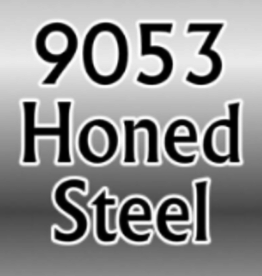 Reaper Master Series Paints: Honed Steel Metallic 1/2oz