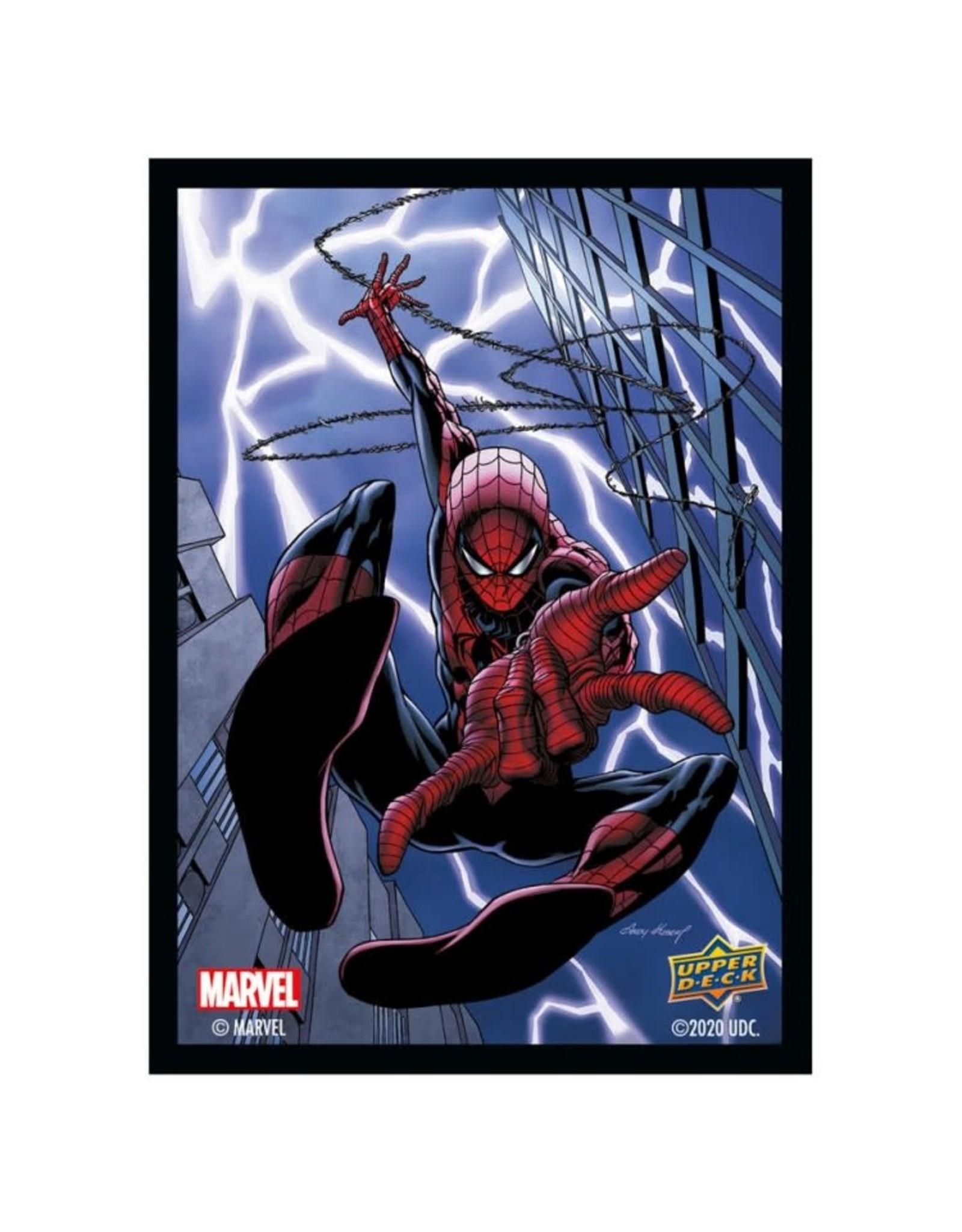 Upper Deck Marvel Sleeves: Spider-man (65)