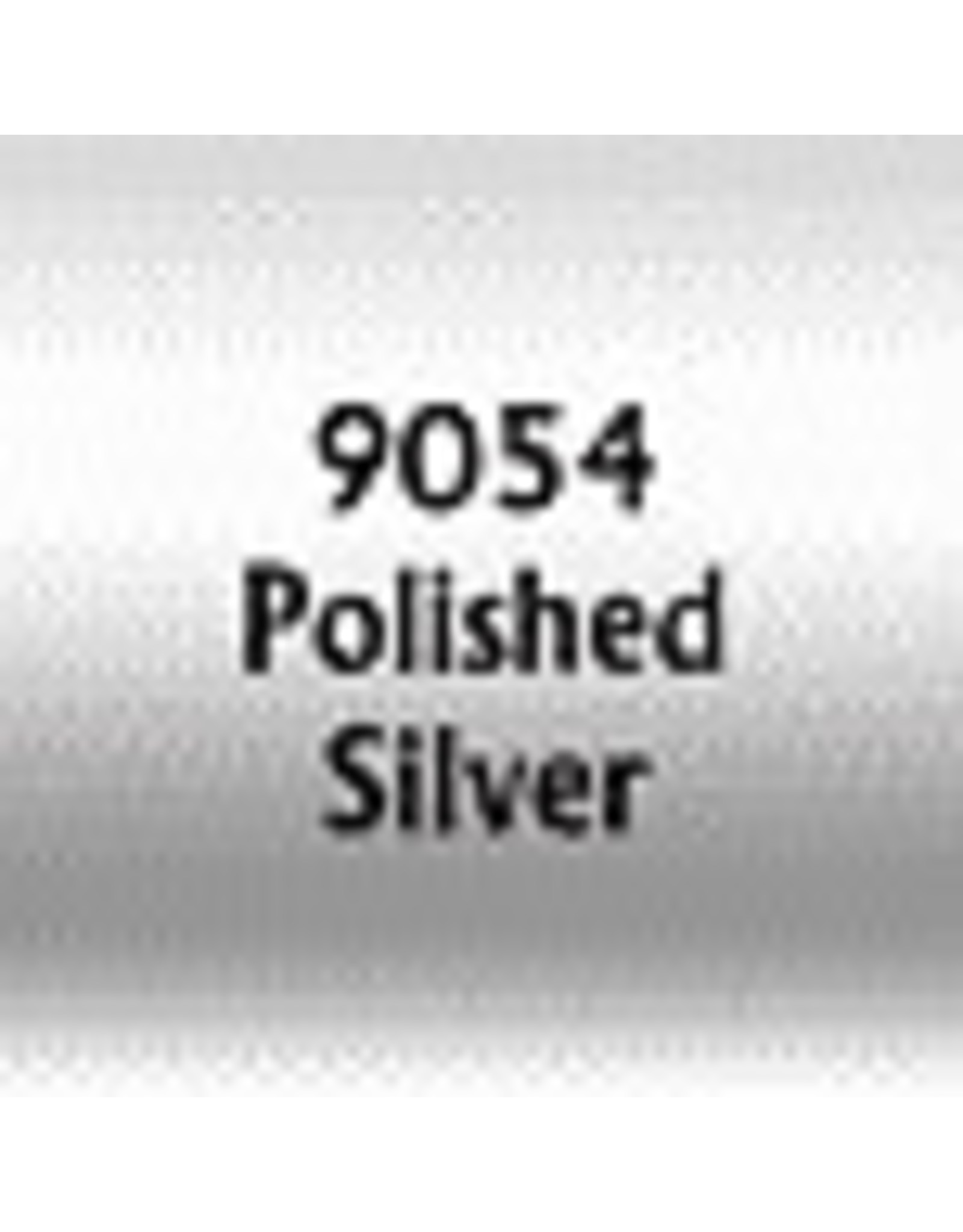 Reaper Master Series Paints: Polished Silver 1/2oz