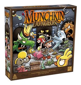 Cool Mini or Not PREORDER: Munchkin Dungeon
