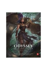 Modiphius 5E: Odyssey of the Dragonlords Player's Guide