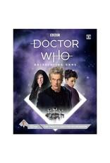 Cubicle Seven Doctor Who RPG: Twelfth Doctor Sourcebook