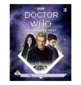 Cubicle Seven Doctor Who RPG: Twelfth Doctor Sourcebook