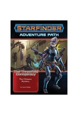 Paizo Starfinder Adventure Path: The Threefold Conspiracy 1 - The Chimera Mystery