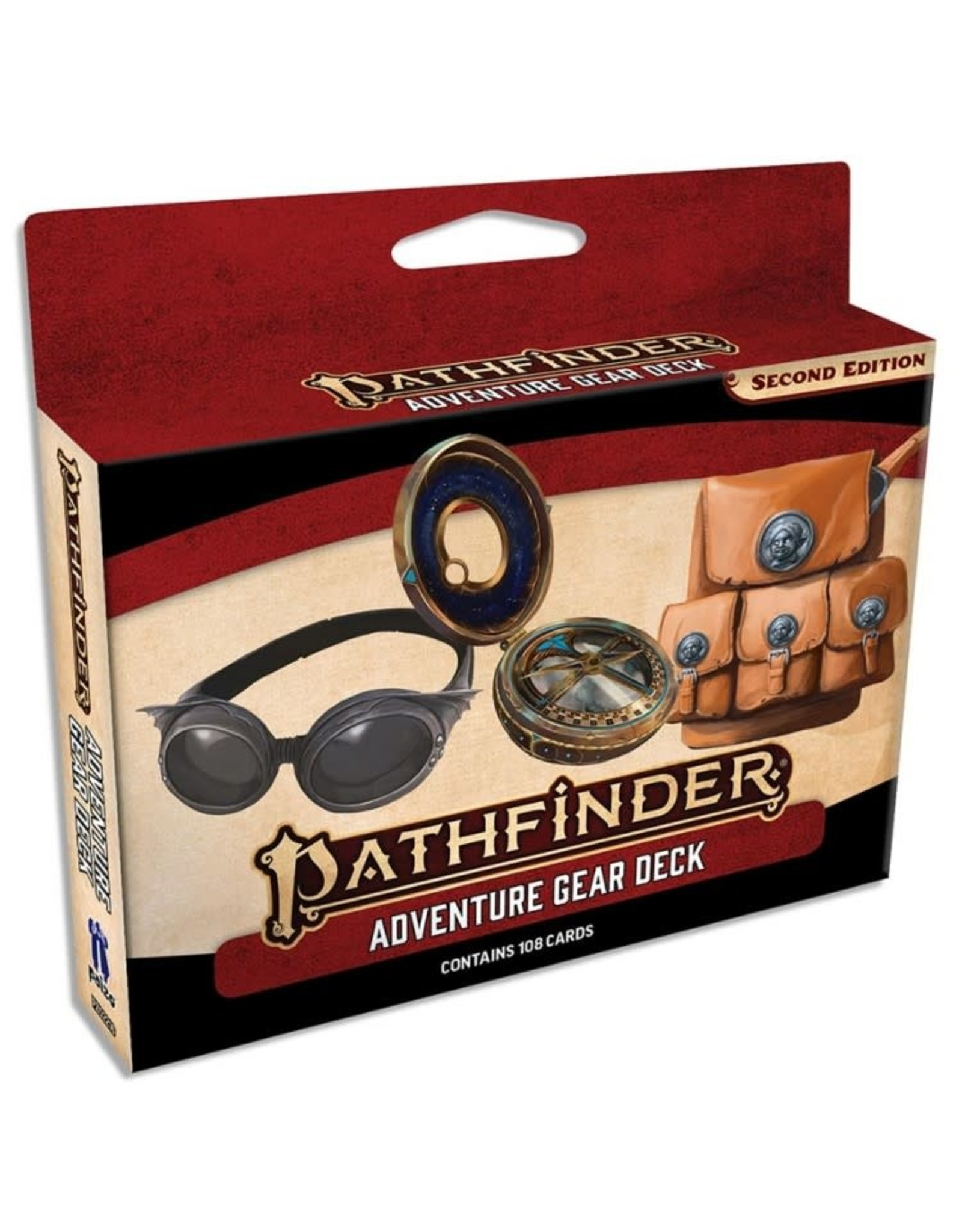 Paizo Pathfinder 2E: Adventure Gear Deck