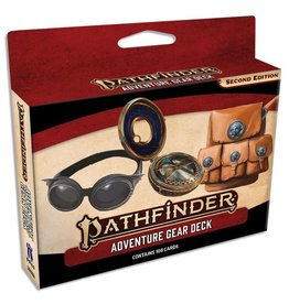 Paizo Pathfinder 2E: Adventure Gear Deck