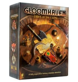 Cephalofair Games PREORDER: Gloomhaven: Jaws of the Lion