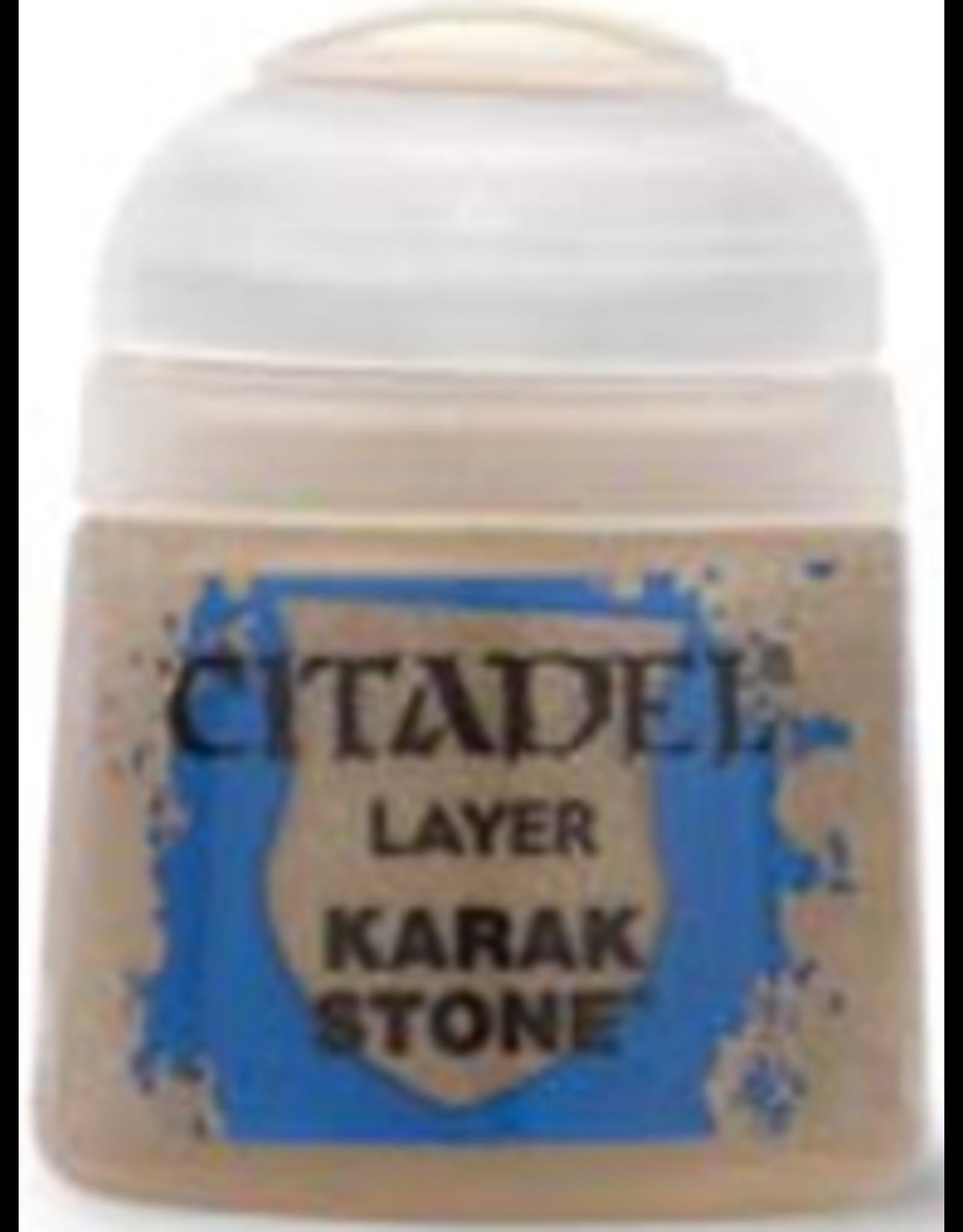 Games Workshop Citadel Layer Karak Stone
