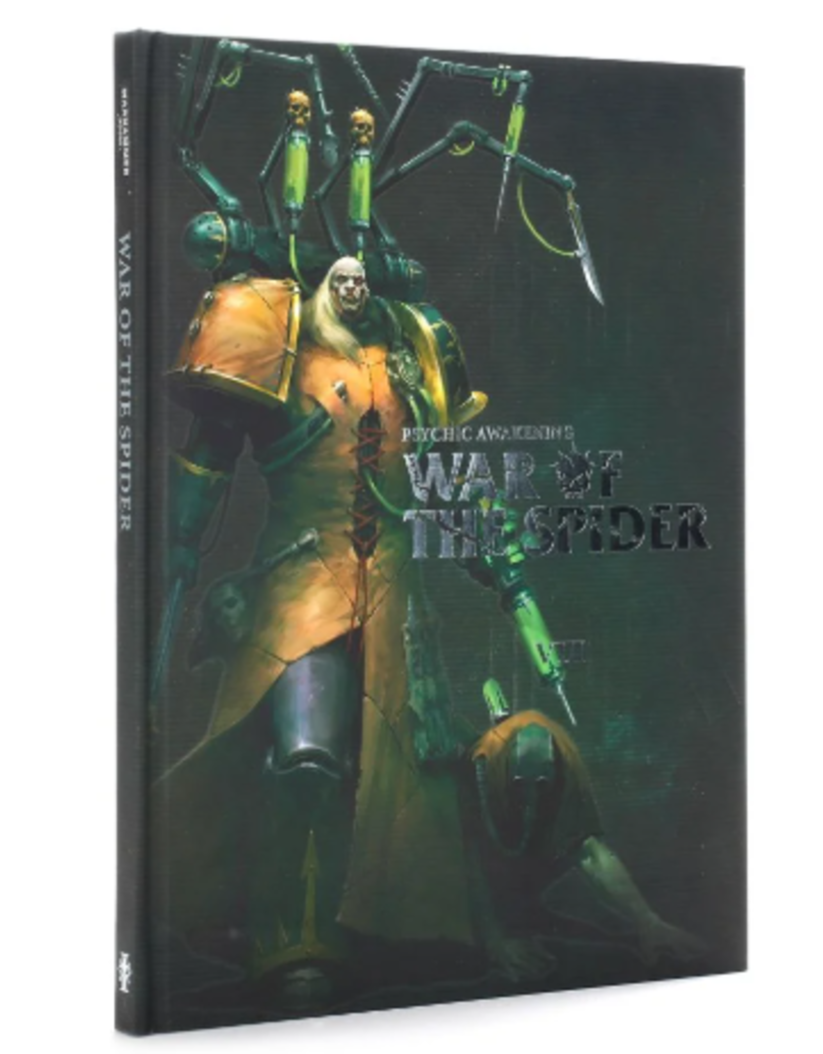 Games Workshop Psychic Awakening: War of the Spider