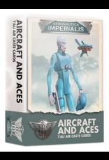 Games Workshop Aeronautica Imperialis: Aircraft and Aces – T'au Air Caste Cards