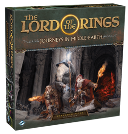 Fantasy Flight Games The Lord of the Rings: Journeys in Middle-Earth - Shadowed Paths Expansion