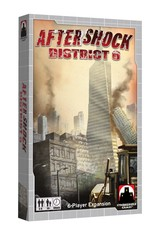 Stronghold Games Aftershock: District 6 exp