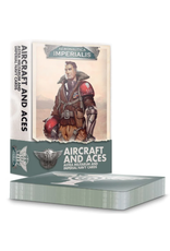 Games Workshop Aeronautica Imperialis: Aircraft and Aces – Astra Militarum and Imperial Navy Cards