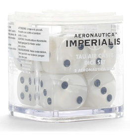 Games Workshop Aeronautica Imperialis : T'AU AIR CASTE DICE