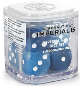 Games Workshop Aeronautica Imperialis : Imperial Navy Taros Dice Set