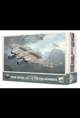 Games Workshop Aeronautica Imperialis : T'AU TIGER SHARK AX-1.0 Fighter