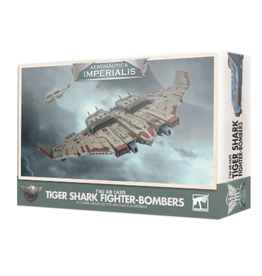 Games Workshop Aeronautica Imperialis : T'AU TIGER SHARK FIGHTER-BOMBER