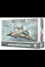 Games Workshop Aeronautica Imperialis : AIR CASTE BARRACUDA FIGHTER