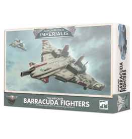 Games Workshop Aeronautica Imperialis : AIR CASTE BARRACUDA FIGHTER