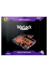 Wizkids PREORDER: WarLock Tiles: Town & Village