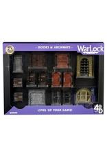 Wizkids PREORDER: WarLock Tiles: Doors & Archways