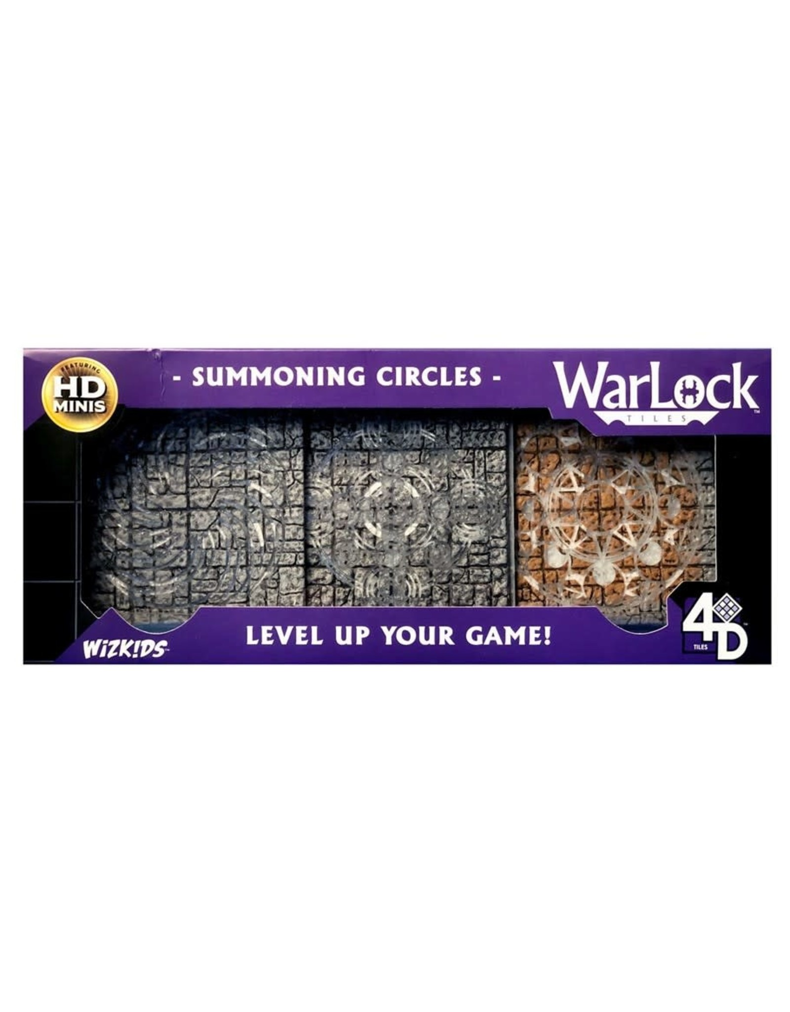 Wizkids WarLock Tiles: Summoning Circles